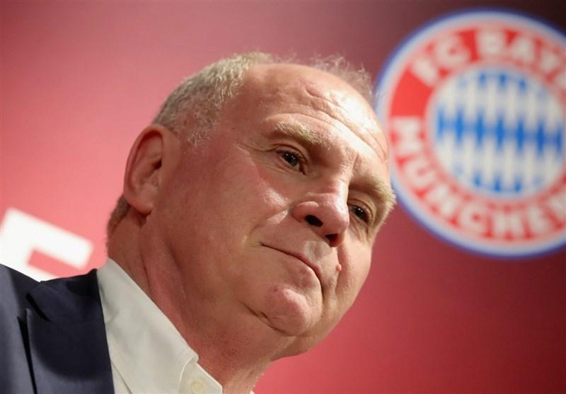 فوتبال دنیا، حمله هوینس به مدیر ورزشی پاری سن ژرمن