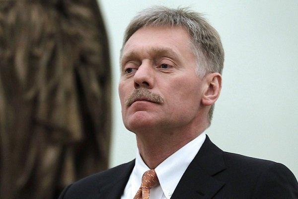 کرملین: اجرای توافق مینسک توسط اوکراین با وقفه همراه بوده است