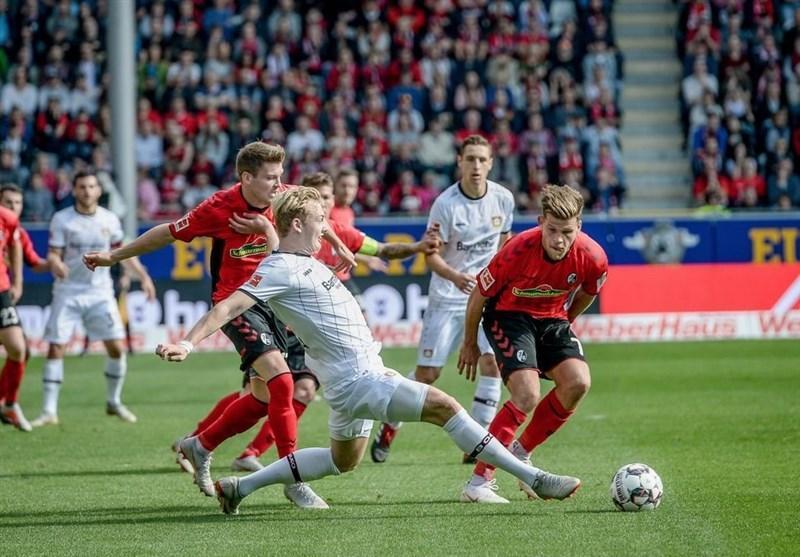 فوتبال دنیا، لوزکوزن با یک امتیاز خانه فرایبورگ را ترک کرد