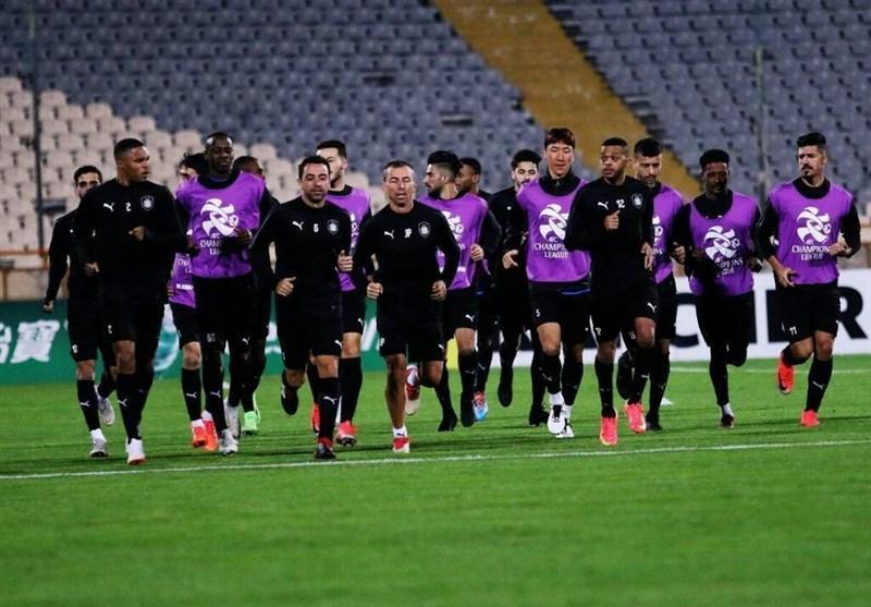 ترکیب السد قطر برای دیدار با پرسپولیس معین شد