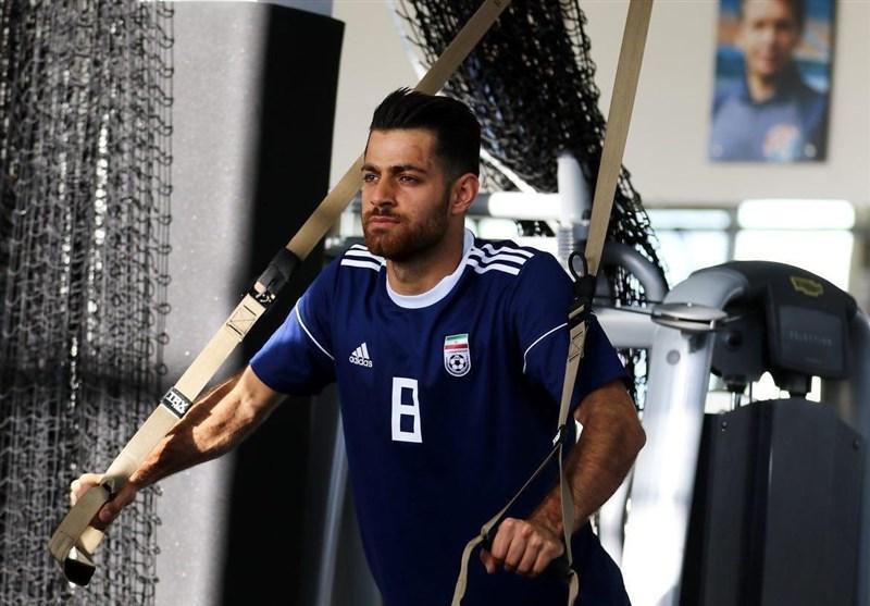اضافه شدن 4 لژیونر دیگر به اردوی تیم ملی در قطر