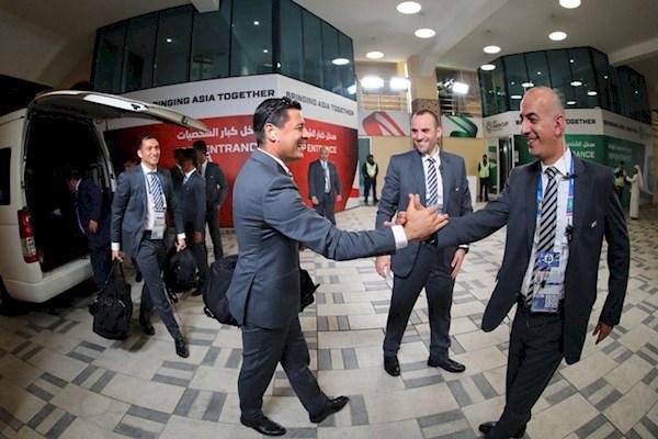 فغانی و همکارانش در هفته اول لیگ قهرمانان