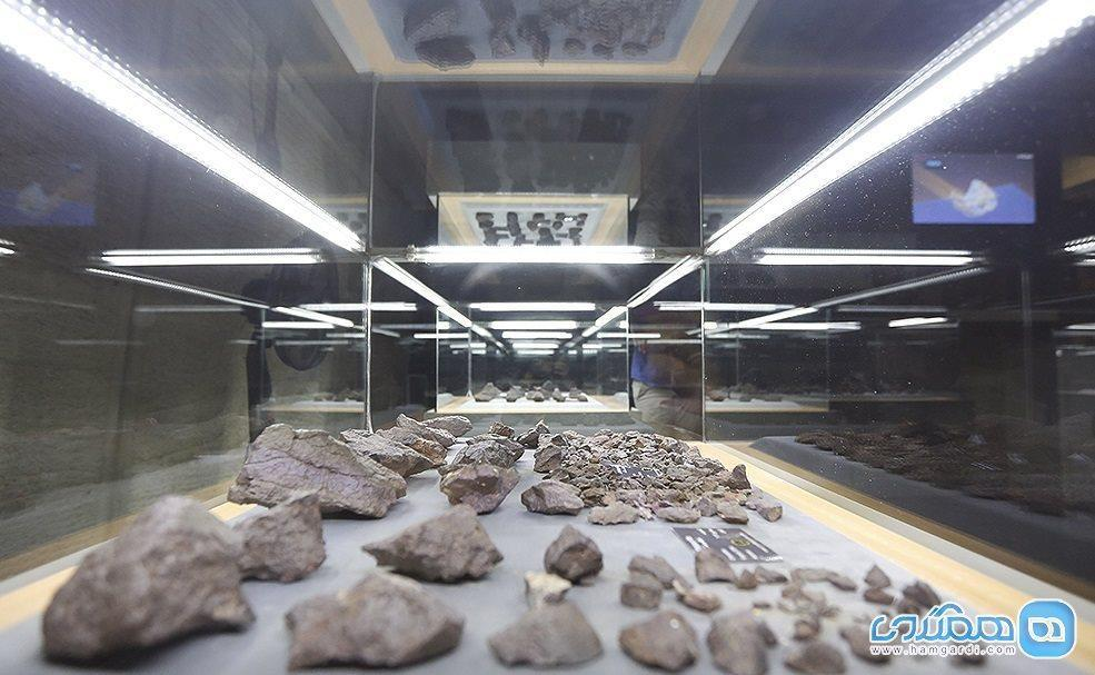 افتتاح اولین موزه شهاب سنگ در ایران