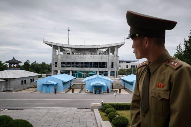 مقامات آمریکا و کره شمالی هفته گذشته در مرز دو کره دیدار داشتند
