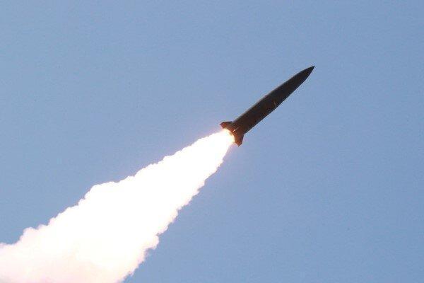 سئول: کره شمالی دو موشک کوتاه بُرد پرتاب کرد
